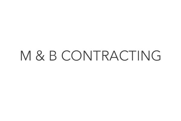 M & B Contracting